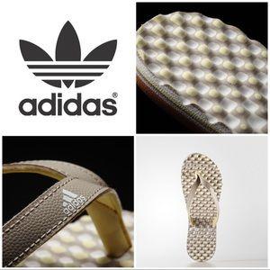 Adidas Women's Eezay Dots Flip Flop Sandals